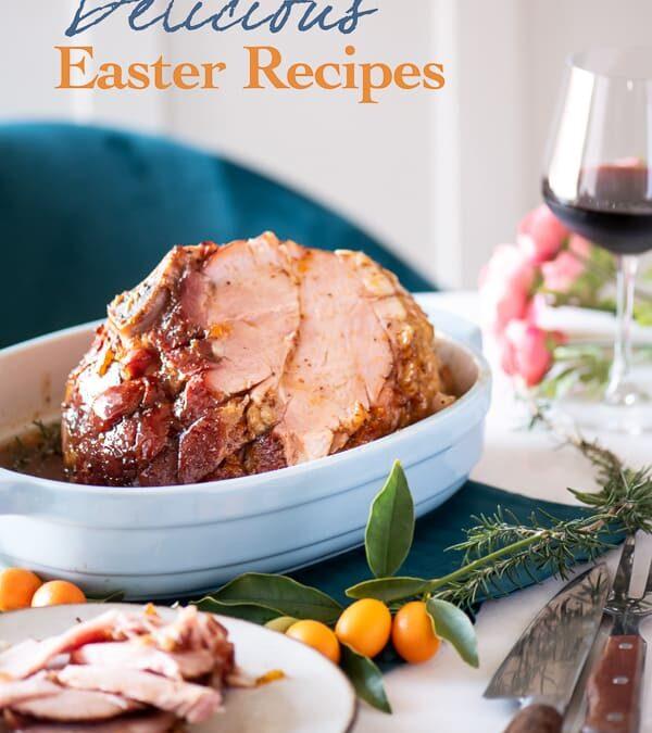 Deliciosas y sencillas recetas de Pascua
