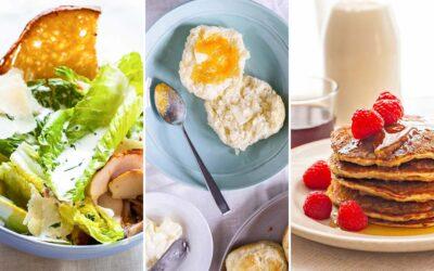 12 recetas para usar suero de leche