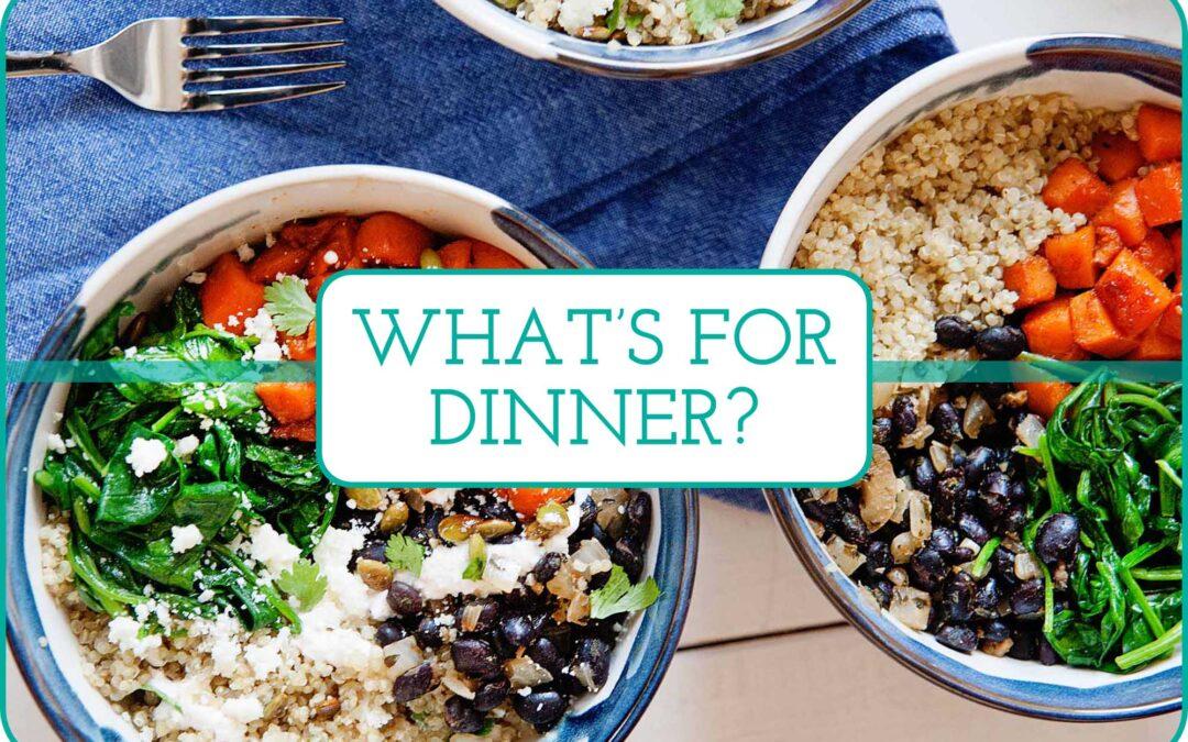 5 recetas para condimentar la cena