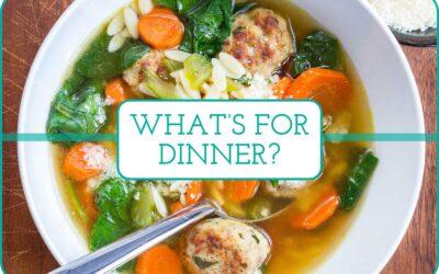 5 ideas abundantes para la cena | SimplyRecipes.com