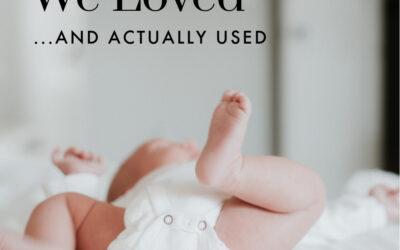 Baby Gear que nos encantó: recién nacido a 6 meses