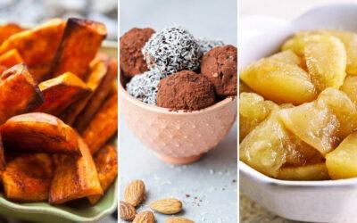 12 recetas y consejos para una merienda más saludable