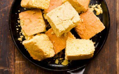 El mejor pan de maíz húmedo – Receta de pan de maíz dulce