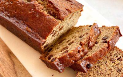 Receta de pan de plátano jamaicano | SimplyRecipes.com