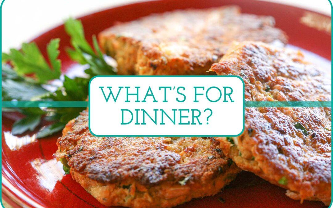 Plan de comidas semanal: 5 ideas fáciles para cenar