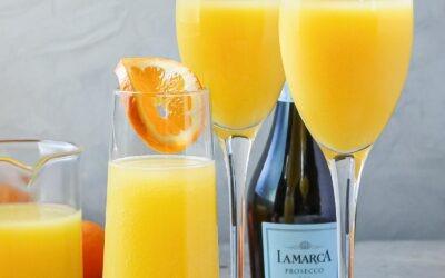 Receta clásica de mimosa | SimplyRecipes.com