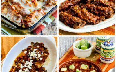 Recetas bajas en carbohidratos con salsa picante de Picante – Kalyn's Kitchen