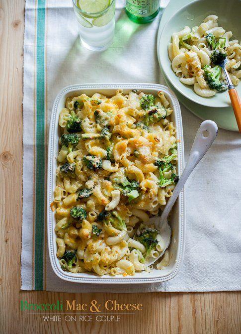 Broccoli Mac and Cheese Recipe: una versión no tan delgada