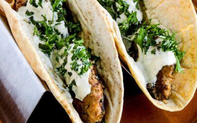 Hamburguesas de pavo a la parrilla del Medio Oriente – Kalyn's Kitchen