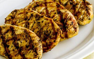 Pollo a la Parrilla con Marinada de Estragón y Mostaza – Kalyn's Kitchen