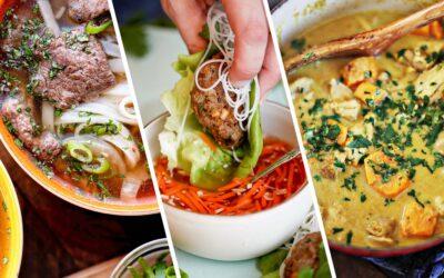 Guía para principiantes para cocinar comida vietnamita en casa