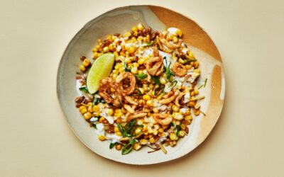 41 recetas de maíz para ensaladas, sopas de pescado,
