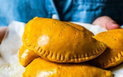 Empanadas de carne de Jamaica picantes – Skinnytaste