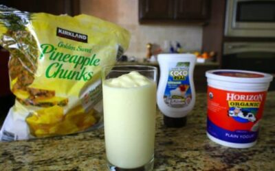 Batido de Piña Colada | CopyKat Recipes