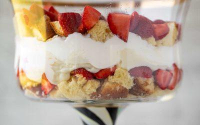 Receta Strawberry Shortcake Trifle – Strawberry Shortcake Trifle