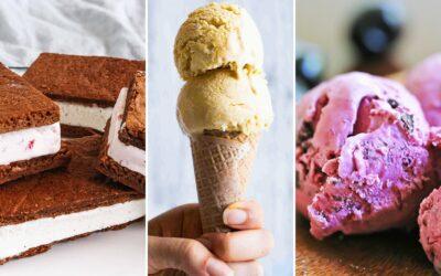 10 deliciosas recetas de helados deliciosos para disfrutar en tu Stoop