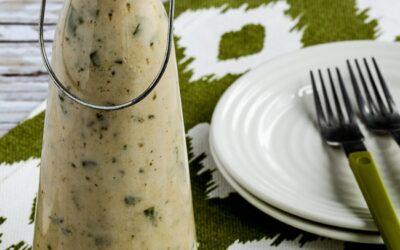 Vinagreta de albahaca – Kalyn's Kitchen