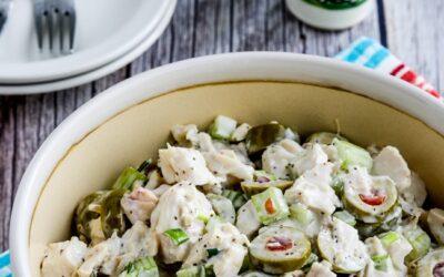 Ensalada de pollo con aceitunas verdes – Kalyn's Kitchen