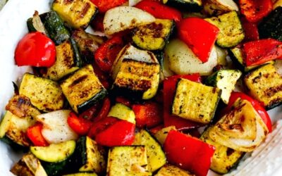 Las verduras a la parrilla más fáciles del mundo – Kalyn's Kitchen