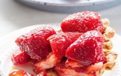 Tarta de fresas frescas {Summer Must-Have}