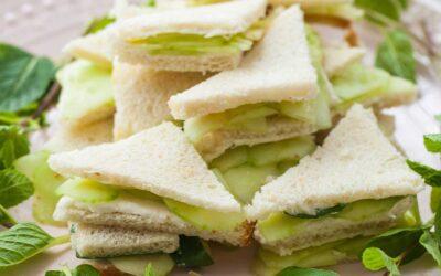 Receta de Sandwiches de Pepino |  SimplyRecipes.com