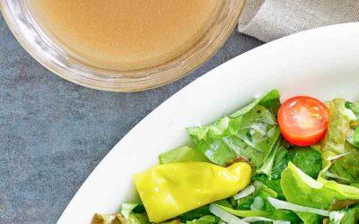 Aderezo italiano para ensalada de Luigetta |  CopyKat Recipes