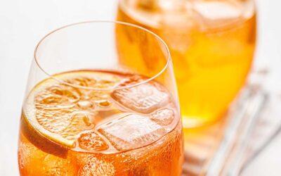 Receta Aperol Spritz |  SimplyRecipes.com