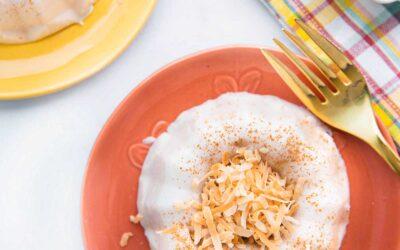 Receta de Tembleque (pudín de coco puertorriqueño)
