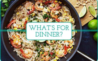 5 recetas para romper la rutina de la cena