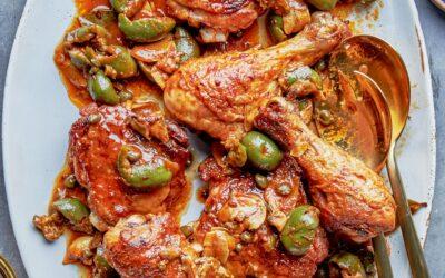 54 recetas saludables de pollo que nos hacen enamorarnos nuevamente de las aves de corral