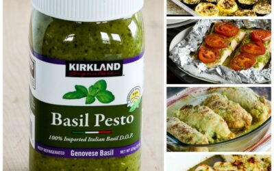 Kirkland Basil Pesto – Cocina de Kalyn