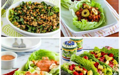 Wraps de lechuga bajos en carbohidratos – Kalyn's Kitchen