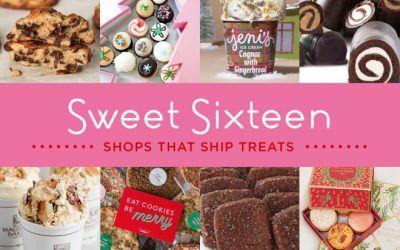 Sweet Sixteen: ¡Tiendas que envían golosinas!